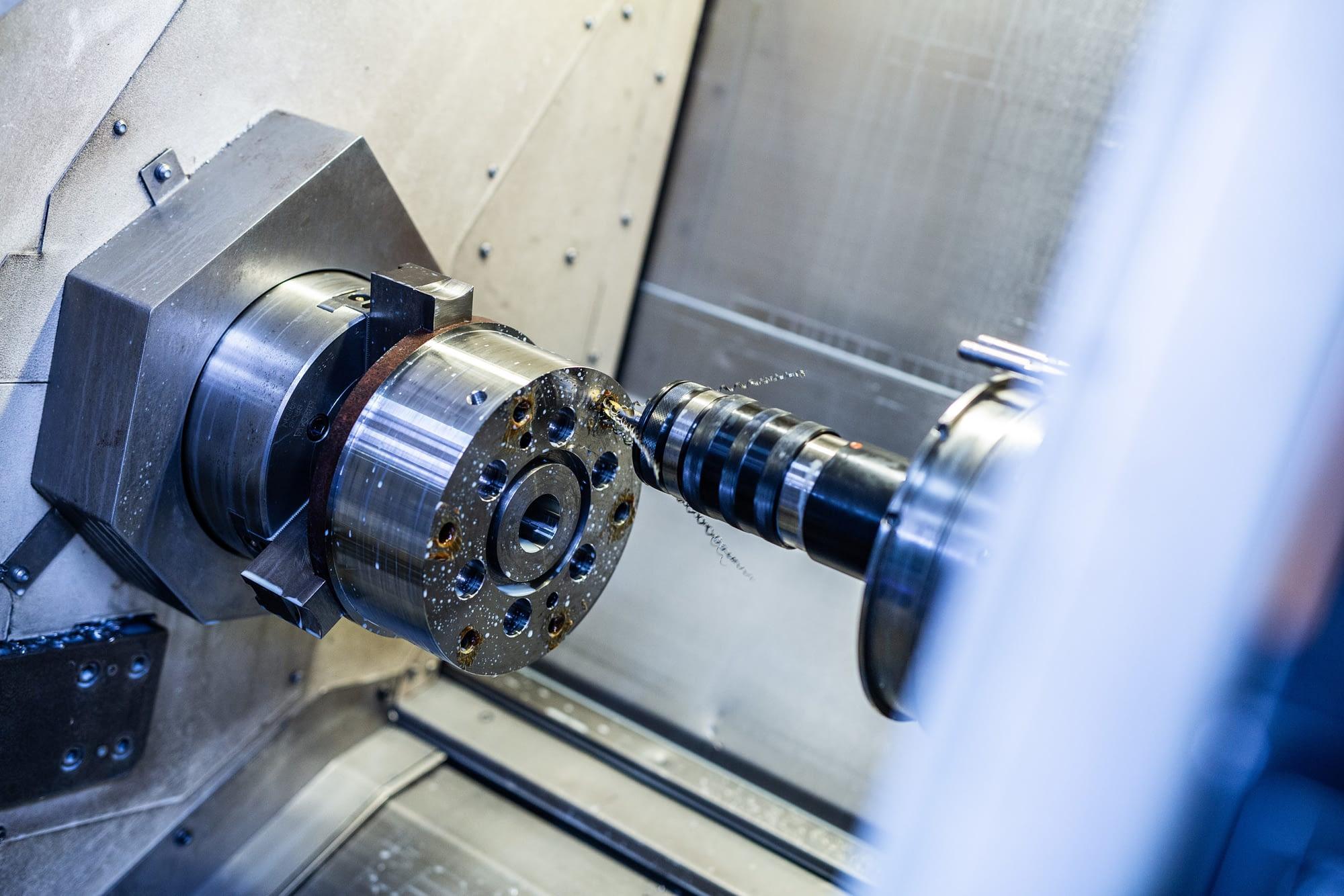 Drehfräsen CNC Mazak Integrex